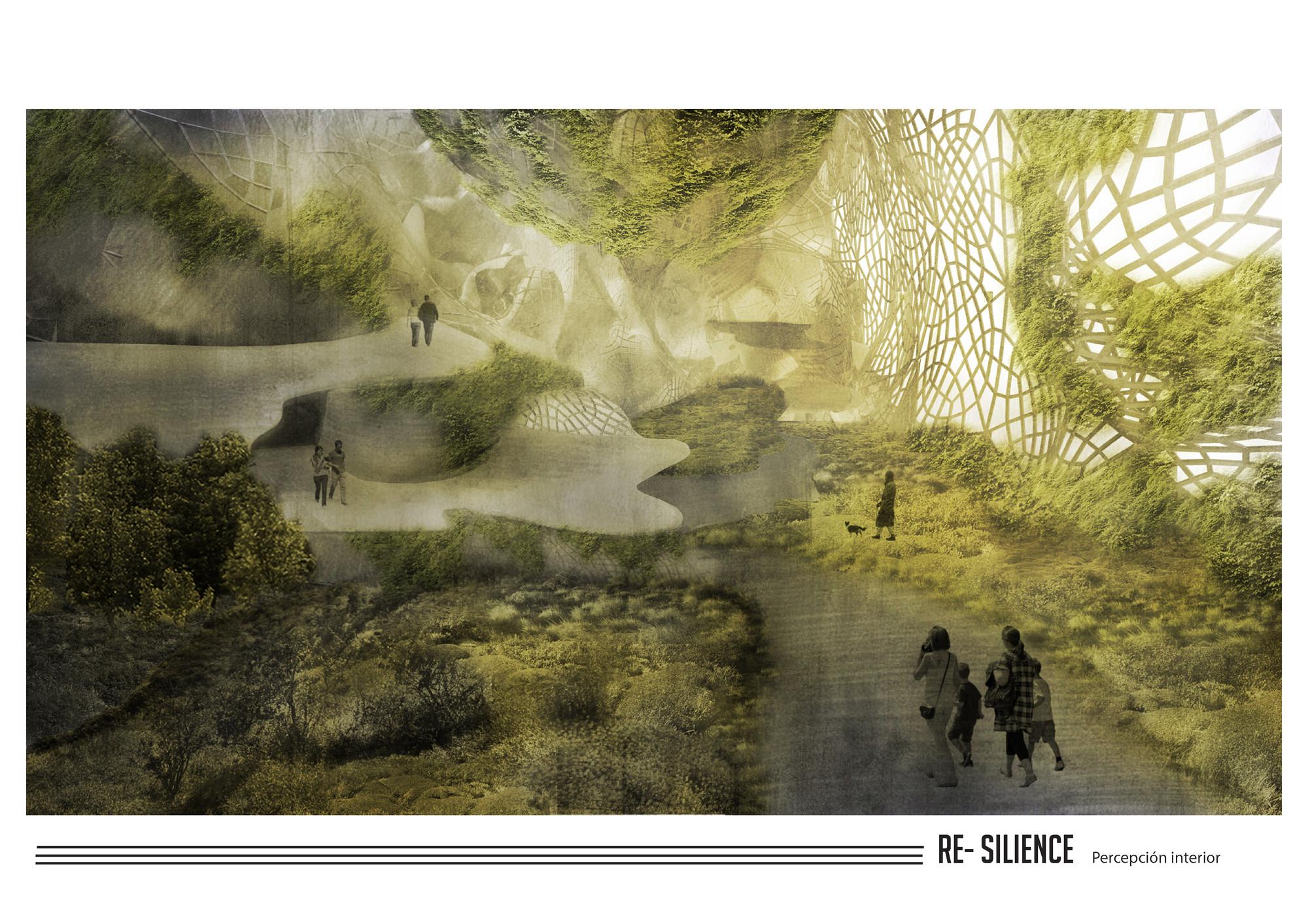 Vista Interior. Image Courtesy of Javiera Sepúlveda y Diego Espinosa