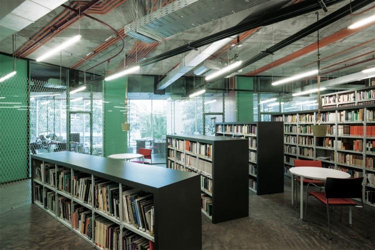Instituto Goethe / FAR frohn&rojas . Image © Guy Wenborne