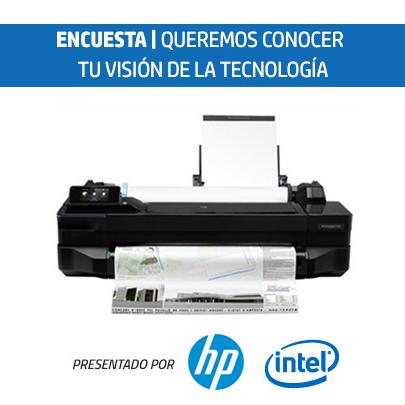 Ganadores Concurso Intel + HP / Plataforma Arquitectura