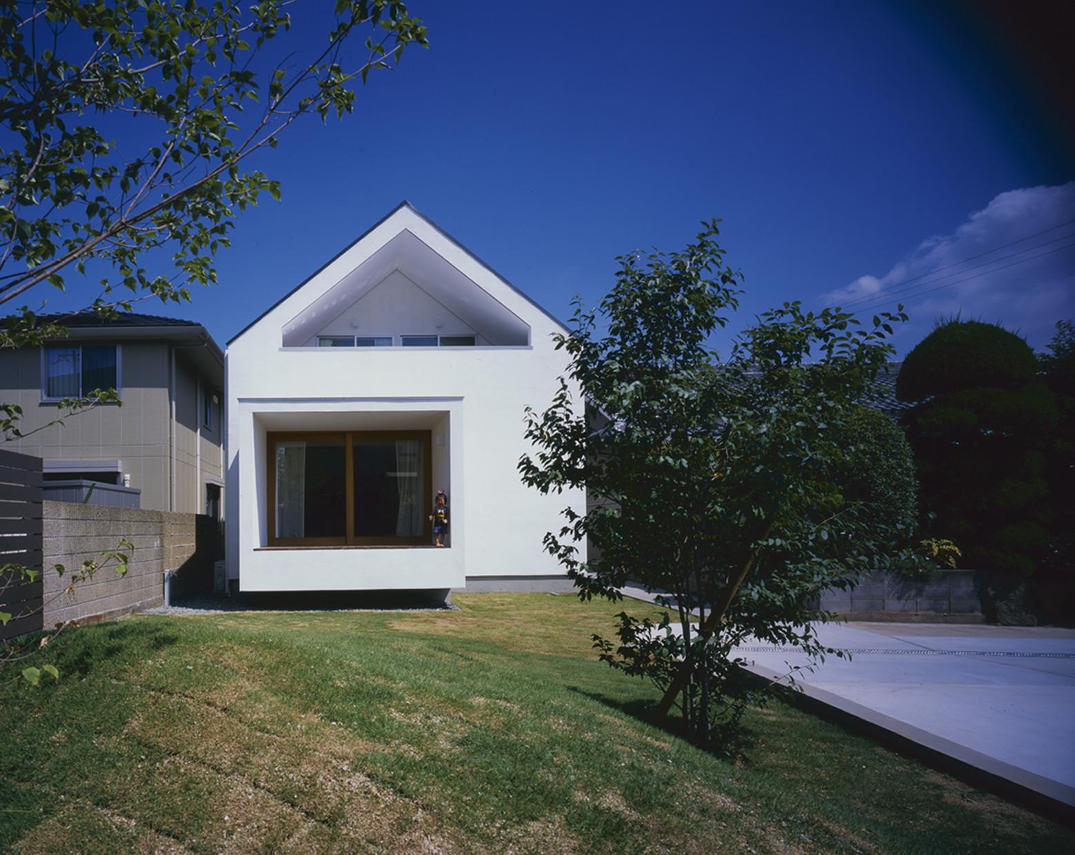 House in Fukai / Horibe Associates, © Kaori Ichikawa