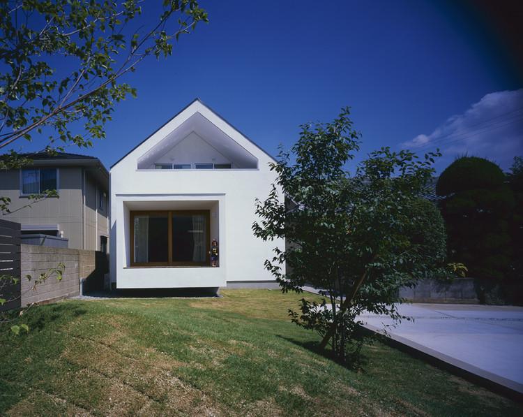 Casa en Fukai / Horibe Associates, © Kaori Ichikawa