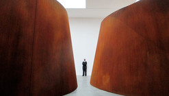 Richard Serra First Artist to Win Architectural League President's Medal