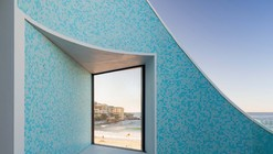 North Bondi Surf Life Saving Club / Durbach Block Jaggers + Peter Colquhoun