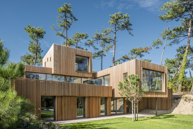 Modern Architecture Characteristics gallery of villa chiberta / atelier delphine carrere - 9