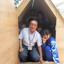 Cortesia de Architecture Global Aid