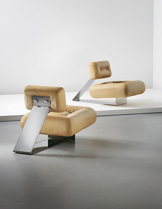 Sold 100 Design Relics From Niemeyer Le Corbusier Flw