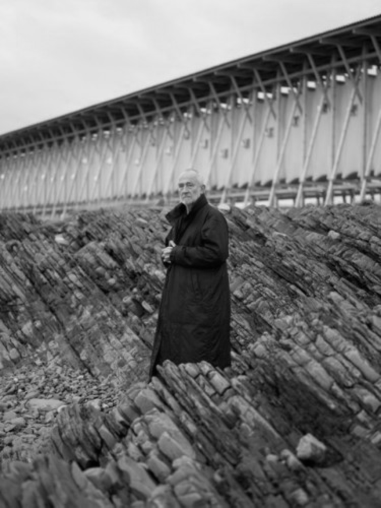 En perspectiva: Peter Zumthor, © Peter Zumthor en el Steilneset Memorial. Imagen © Andrew Meredith