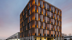 Business Complex Building 'T Walletje Knokke-Heist / BURO II & ARCHI+I