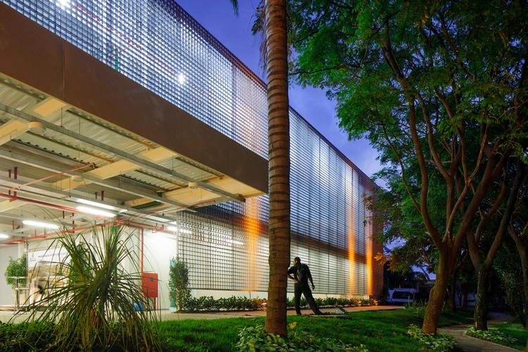 Anhembi Space / Terra e Tuma Arquitetos Associados, © Pedro Kok