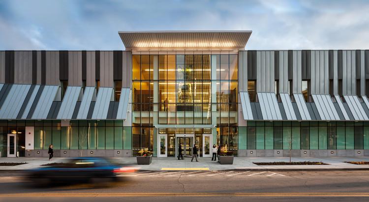 Estación Central Dart / Substance Architecture, © Paul Crosby