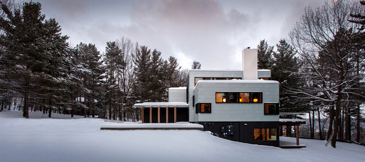 Residencia Koosmann / Salmela Architect, © Paul Crosby