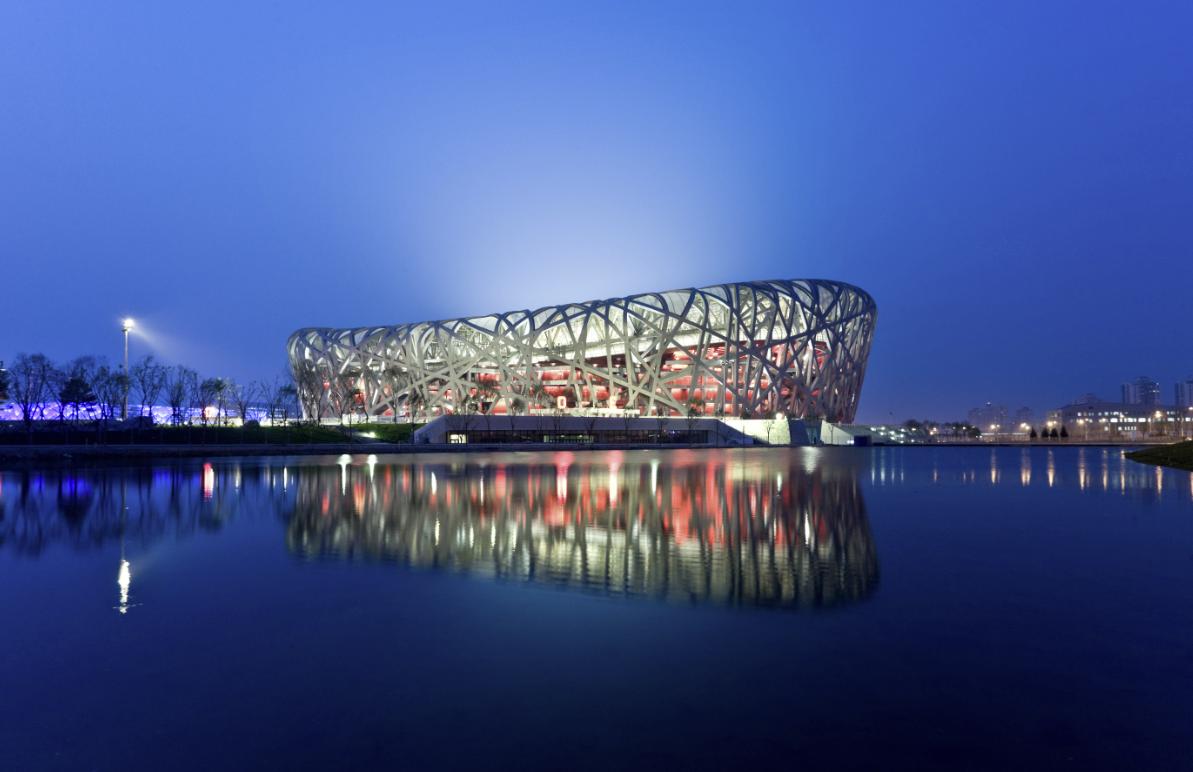 Nido de pájaros / National Stadium Beijing © Iwan Baan