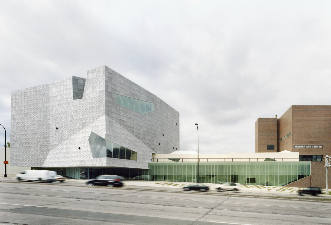 Walker Art Center Expansion, Minneapolis © Raimund Koch
