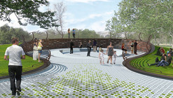 Zerafa Studio Designs Memorial for Orange County Crime Victims