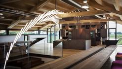 Wine Tasting Room Le Monde / Alessandro Isola