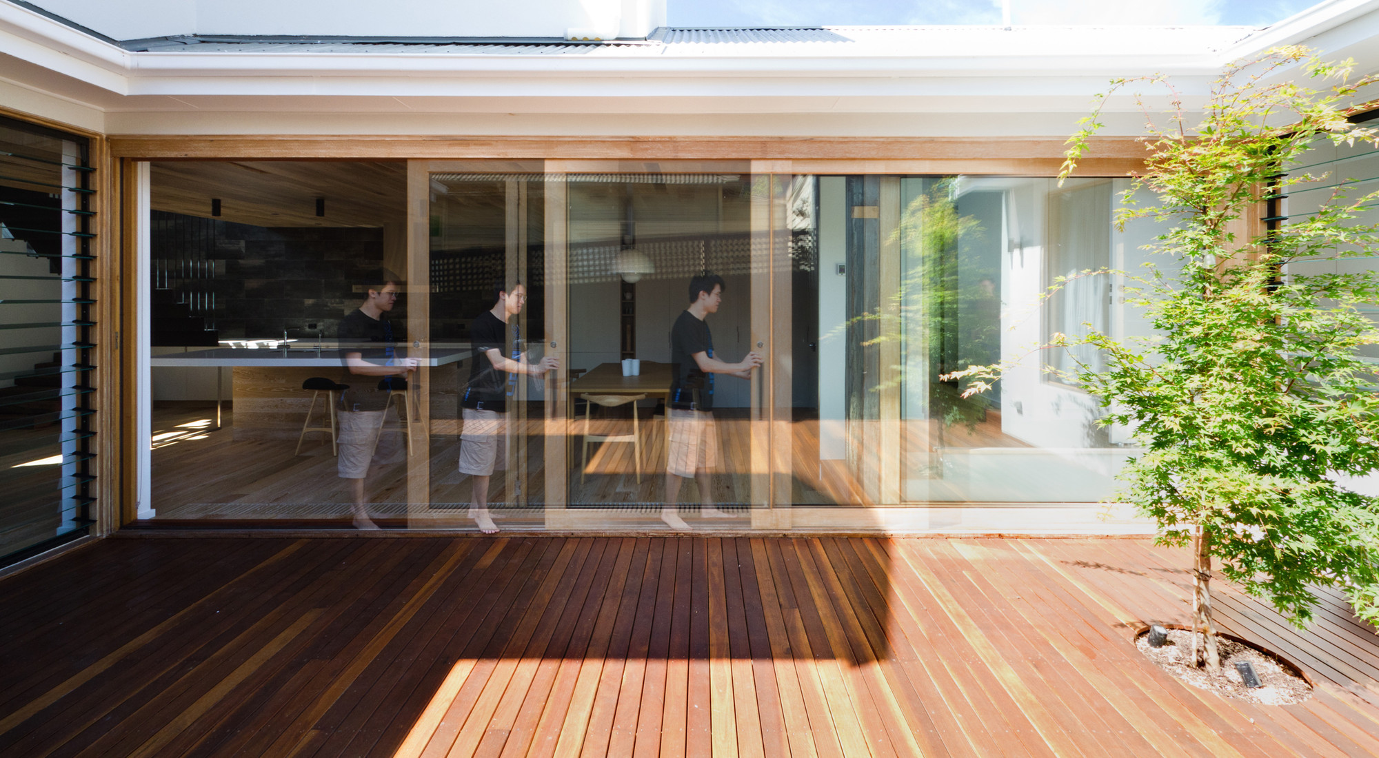 Open House / Architects EAT, © James Coombe