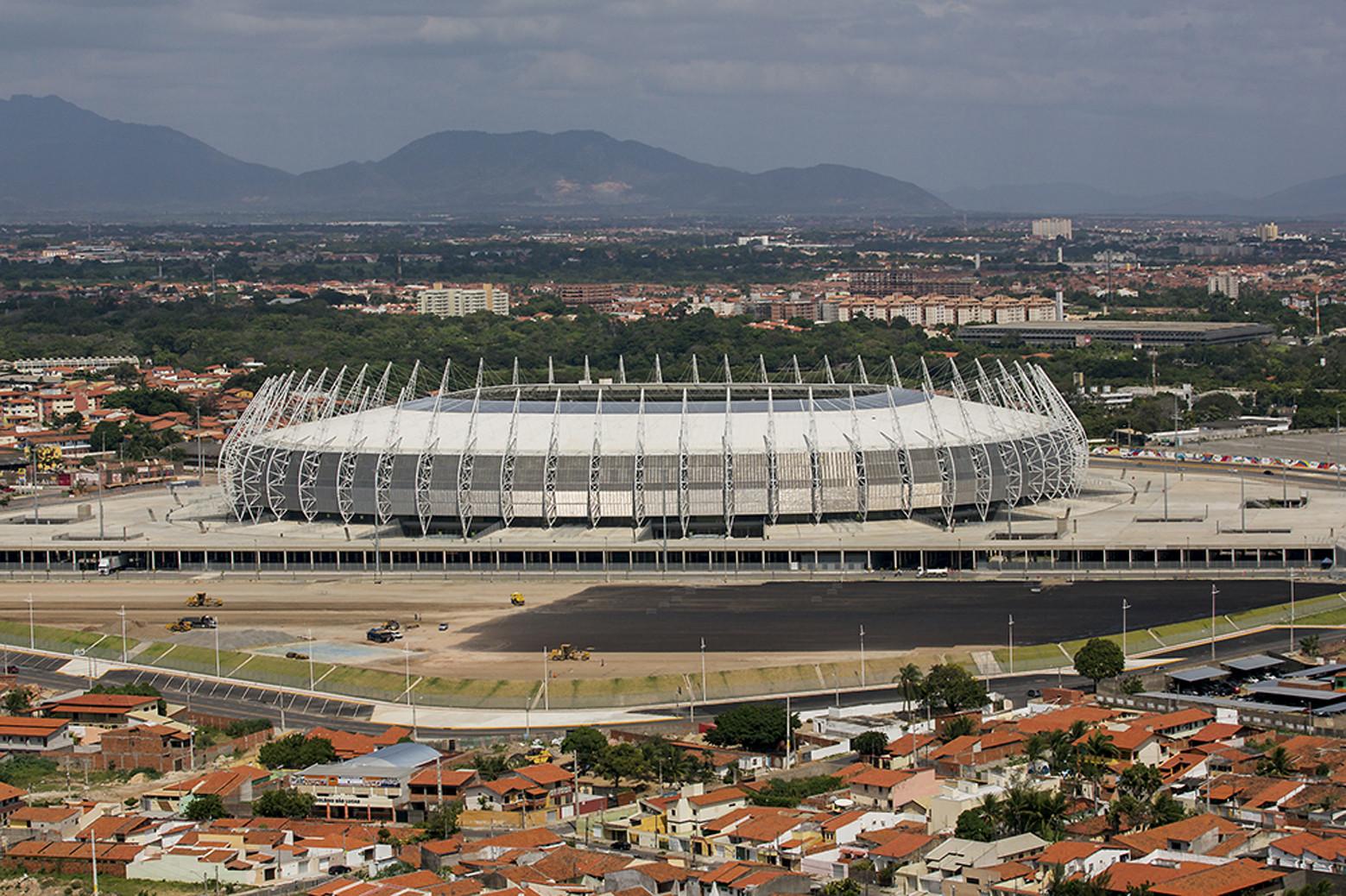 Castelão Arena / Vigliecca&Associados, © Leonardo Finotti
