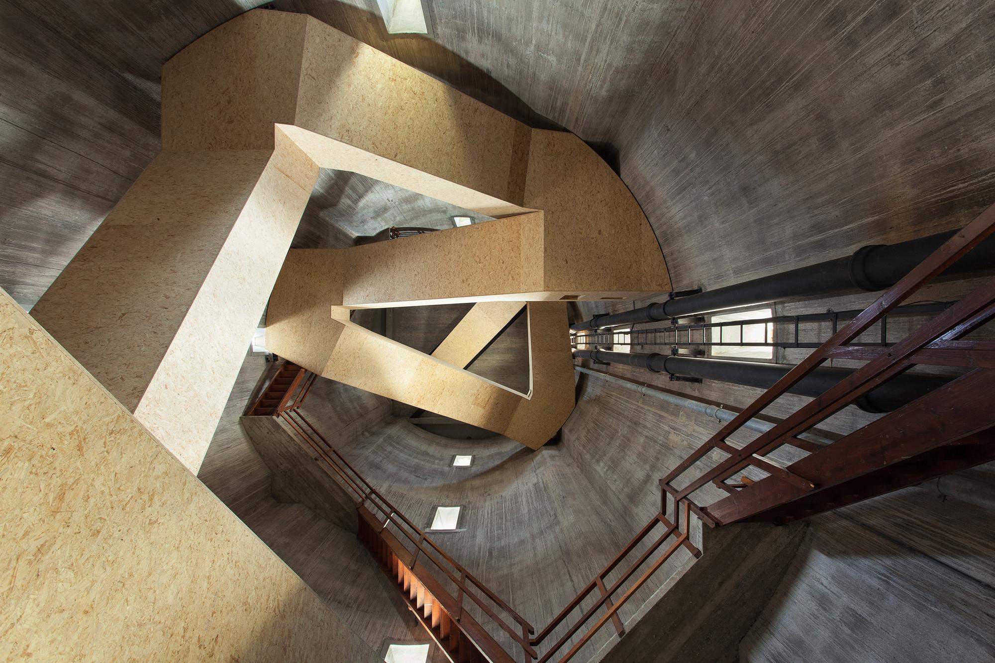 Watch/Watertower Sint Jansklooster / Zecc Architecten, © Stijn Poelstra