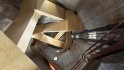 Torre de vigilancia y de agua Sint Jansklooster / Zecc Architecten
