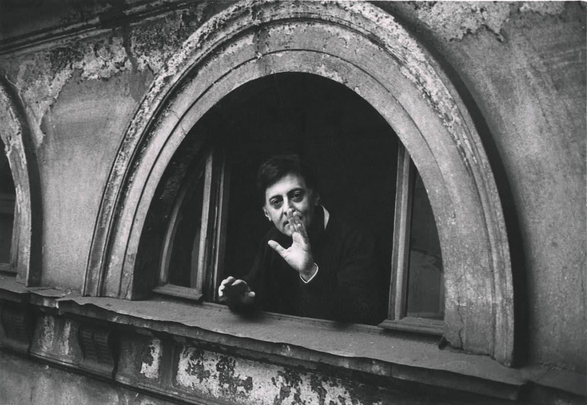 Feliz Cumpleaños Aldo Rossi!, Pritzker Prize Winner Aldo Rossi . Image Courtesy of museionline