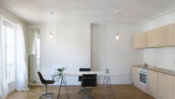 Renovated Parisian flat / JKLN
