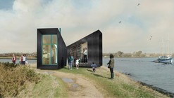 The Observatories: Micro Living for UK Artists