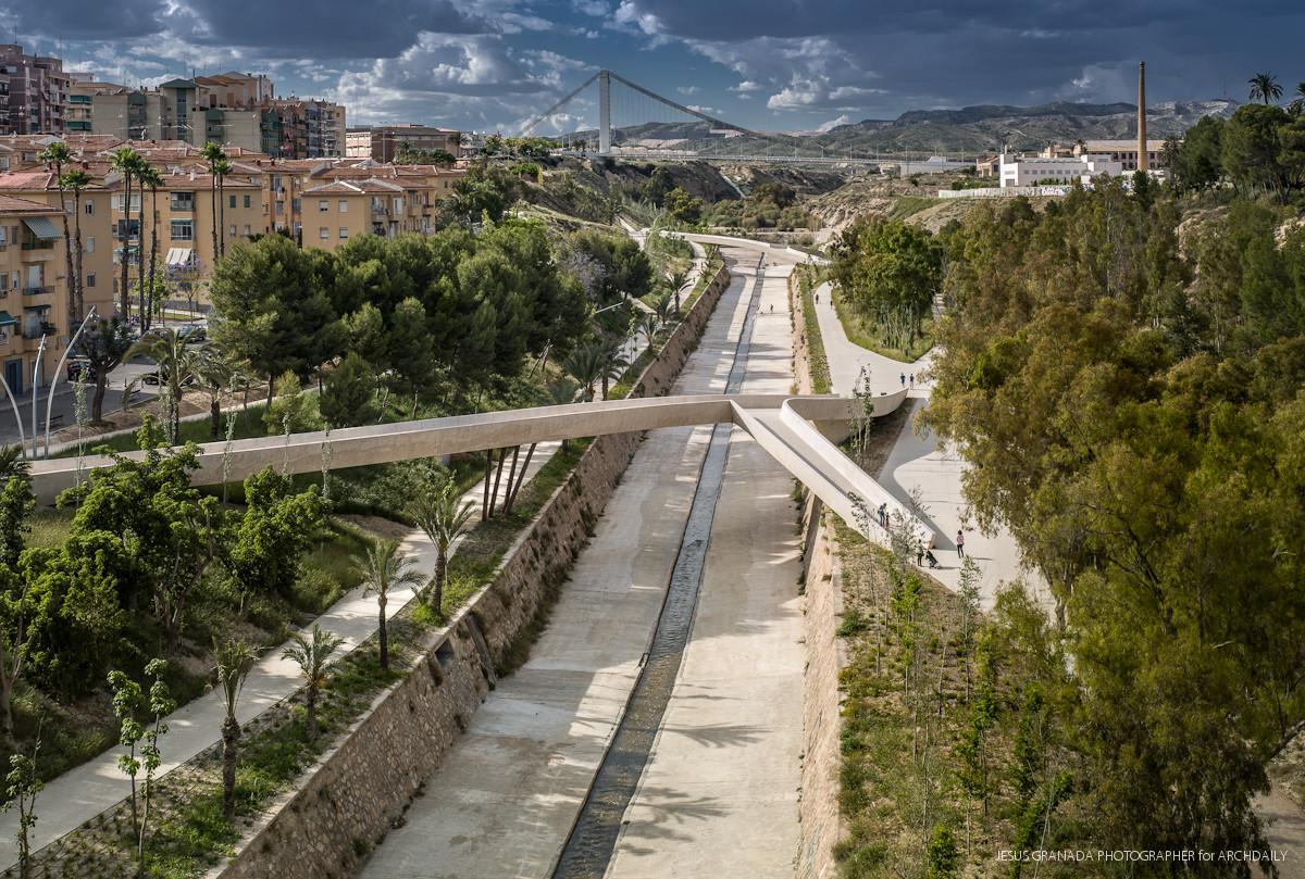 El Valle Trenzado / Grupo Aranea. Imagen © Jesus Granada