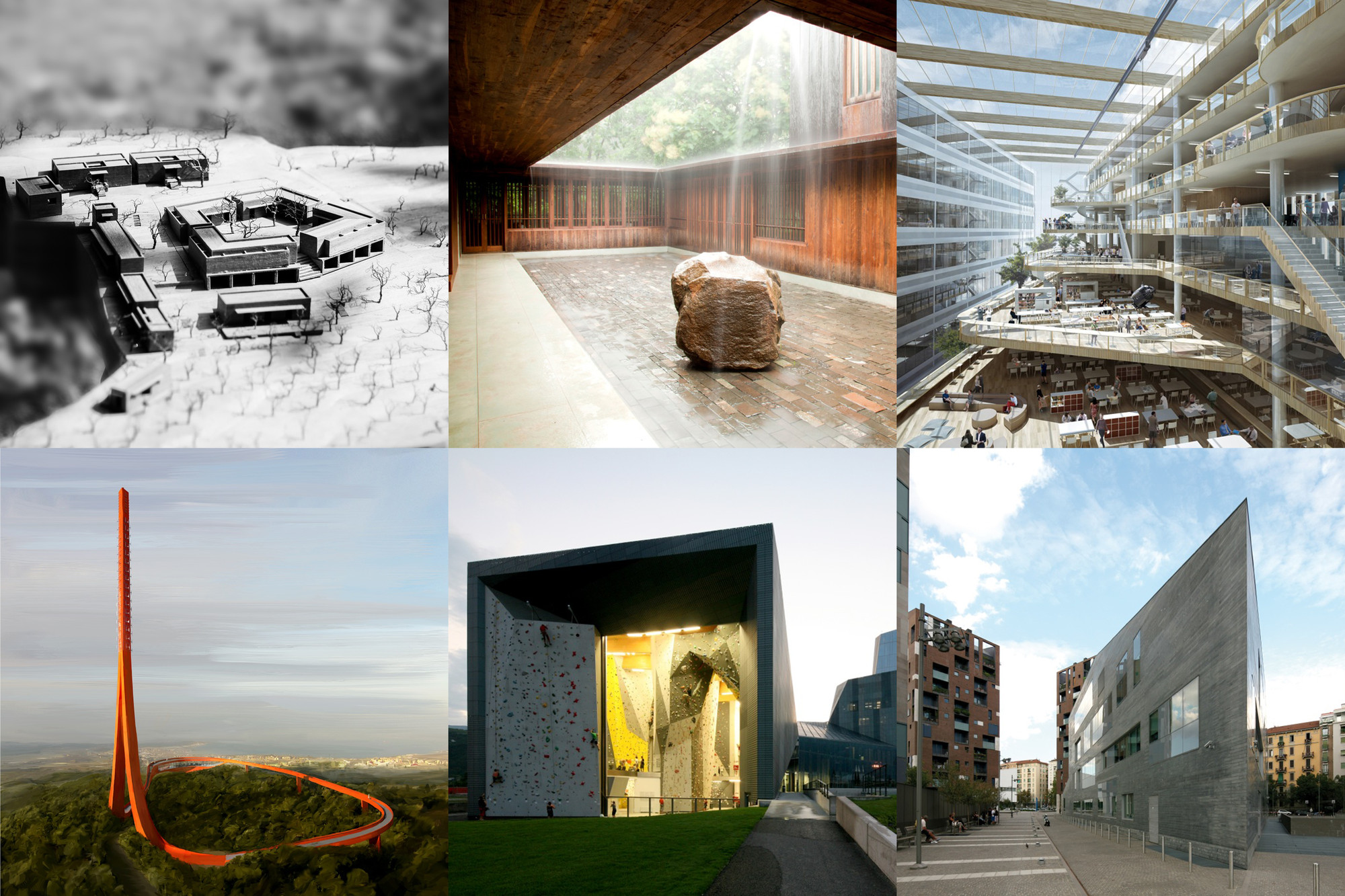 Recent work from panel members. Image Courtesy of Greenhouse Talks