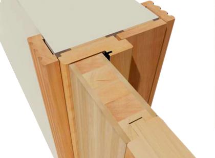 marcos de madera de lenga ignisterra