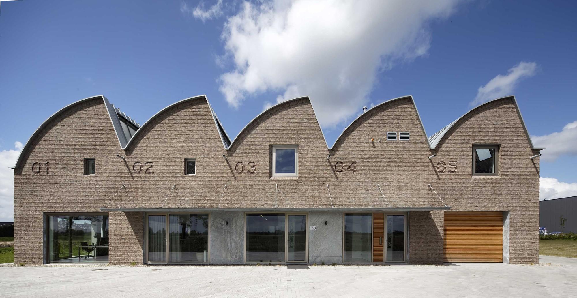 Office Building ForTop / Arnoud Olie, © René de Wit