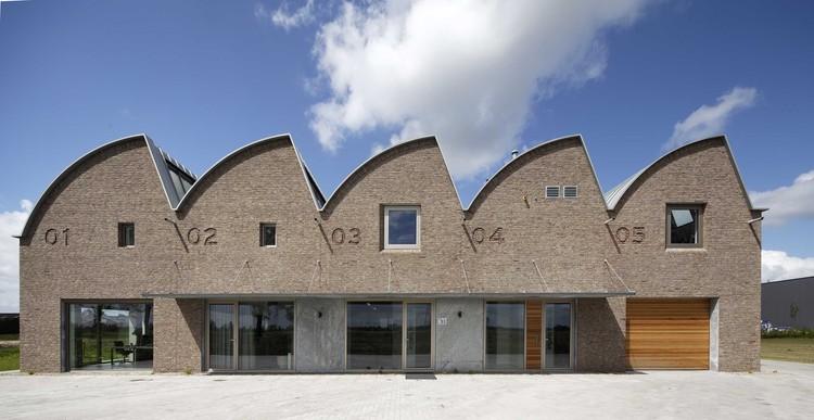 Edificio de Oficinas ForTop / Arnoud Olie, © René de Wit