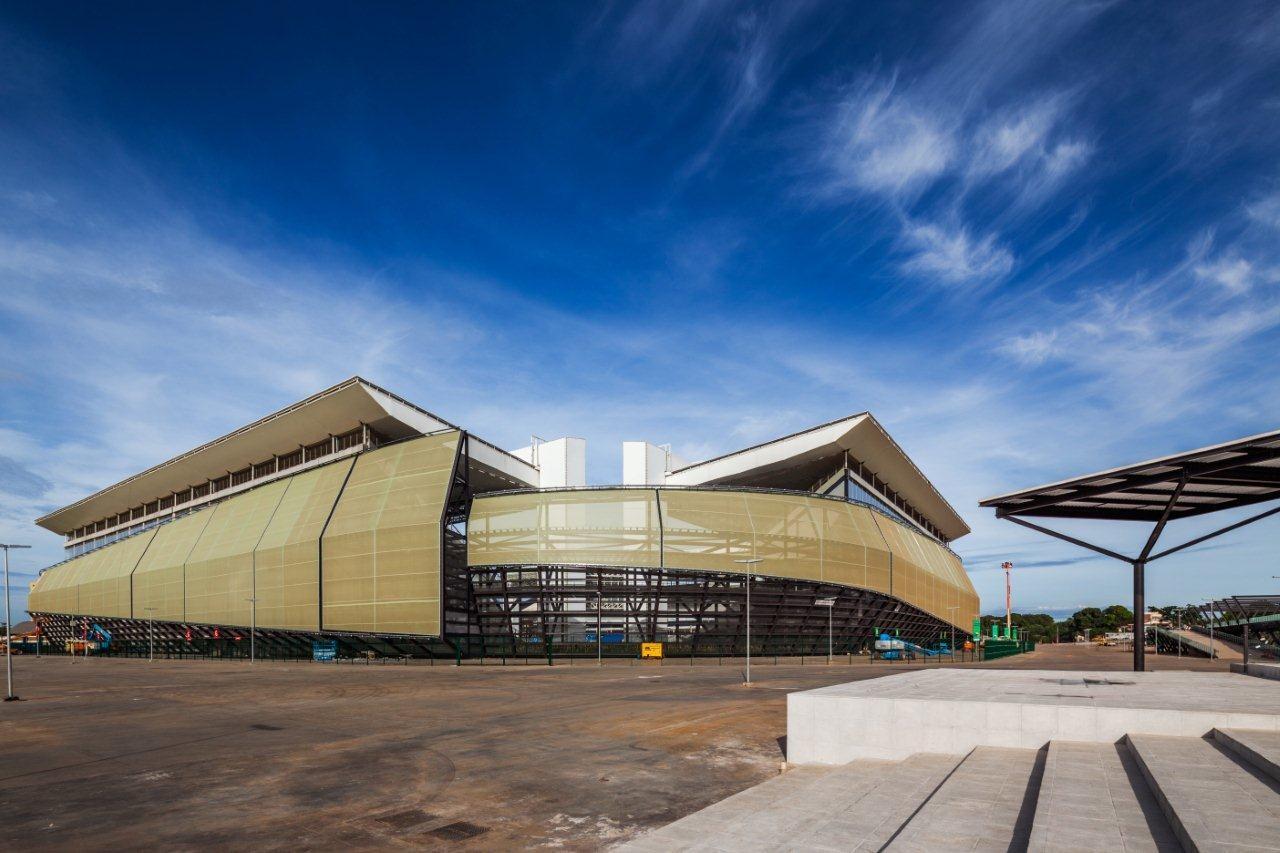 Pantanal Arena / GCP Arquitetos, © Nelson Kon