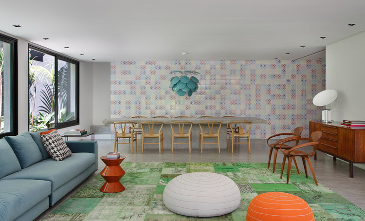 DM HOUSE / Studio Guilherme Torres, © Denilson Machada