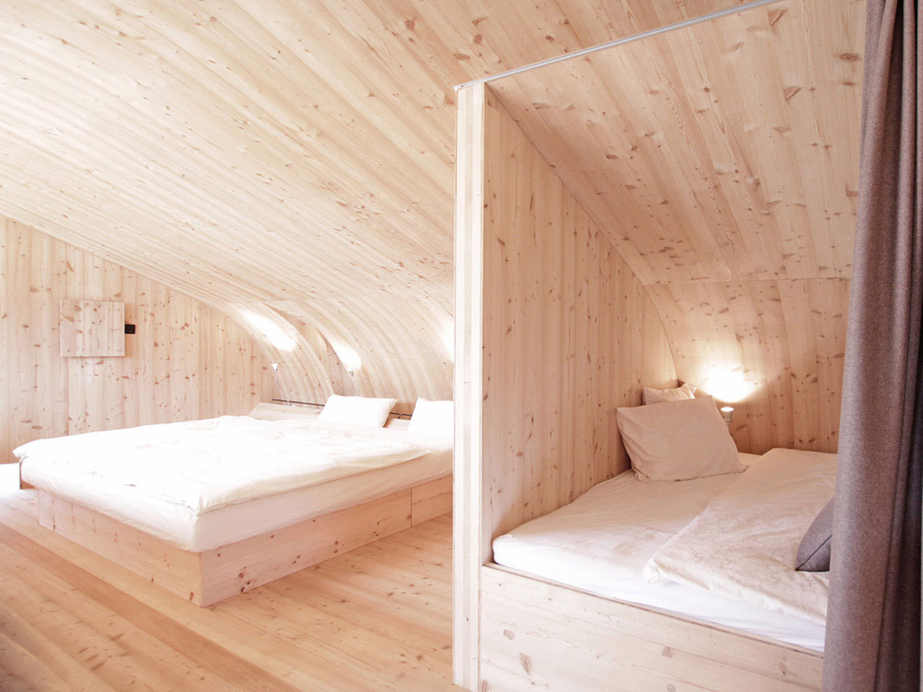Ufogel: una casa compacta de 45 m2. Image © Ufogel
