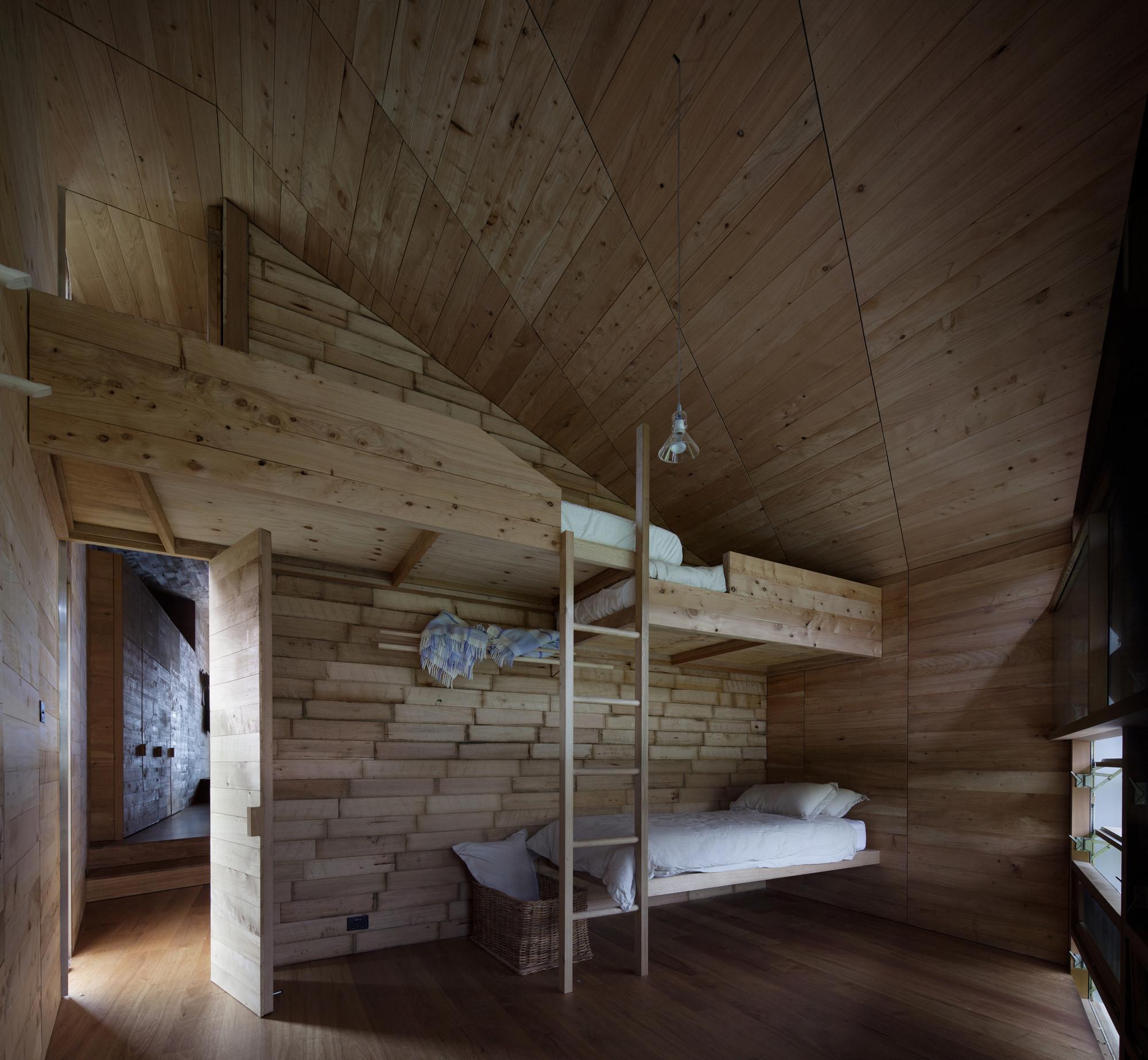 Casa de los Esquiladores / John Wardle Architects. Image © Trevor Mein