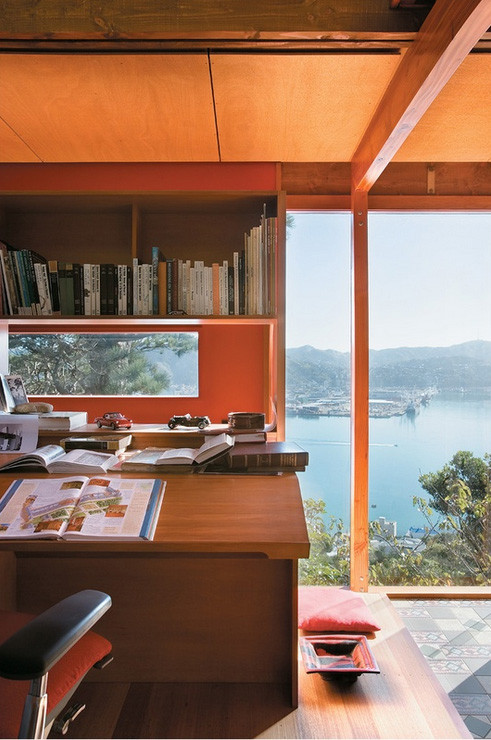 Toomath's Legacy: Defining Modern New Zealand Architecture, Toomath House, view of the Oriental Bay. Image © Simon Devitt