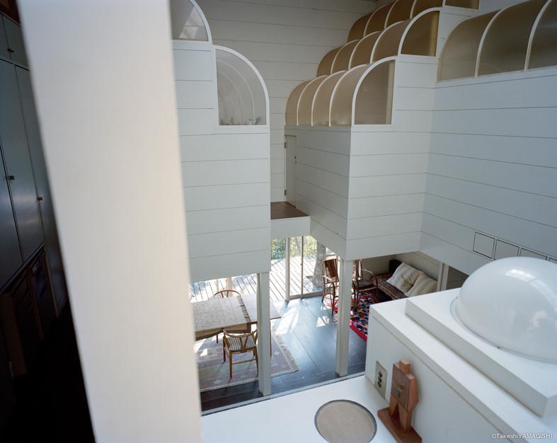 Casa Privada / Hiroshi Hara. Imagen © Takeshi YAMAGISHI