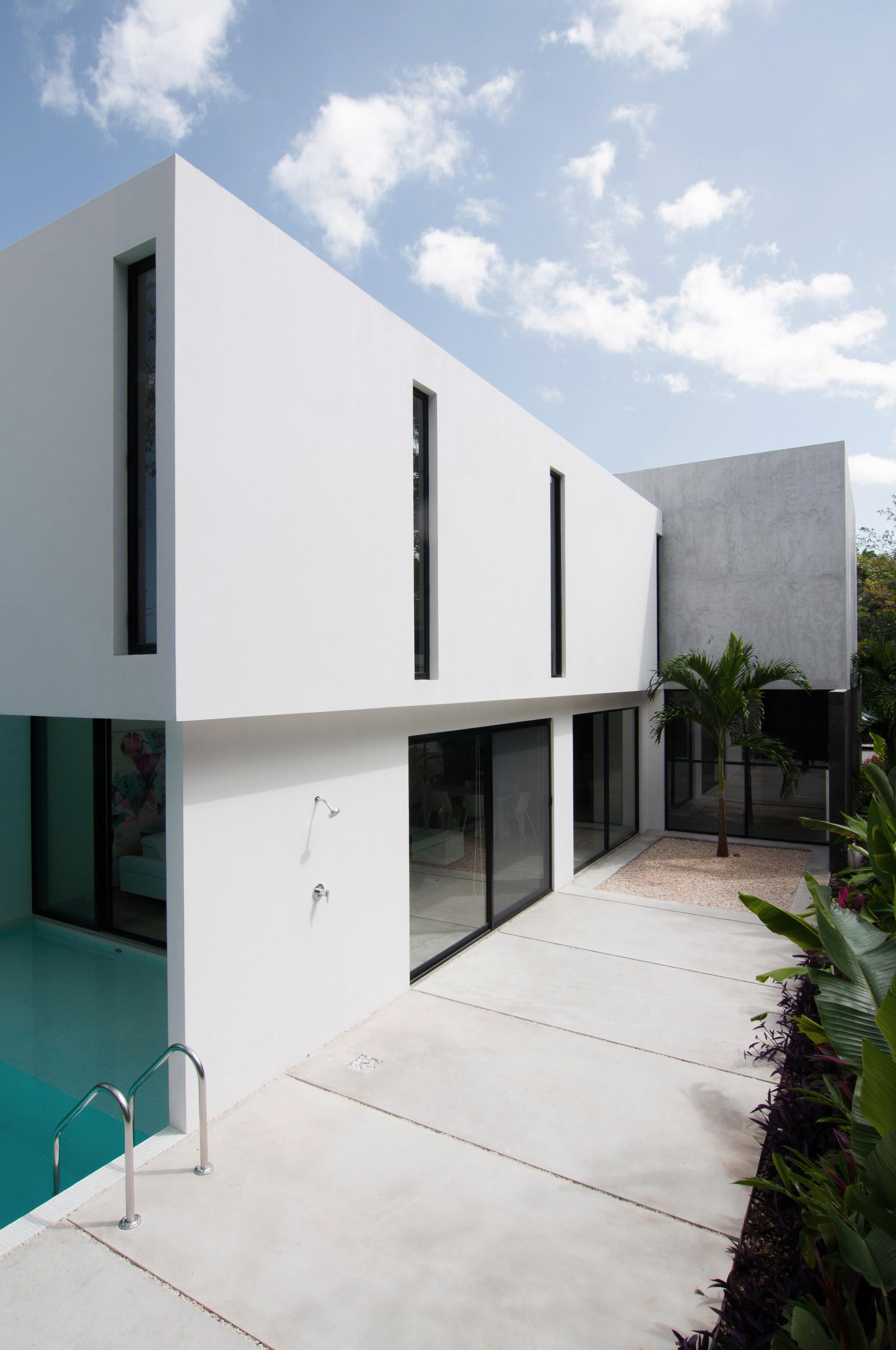 gallery of garcias house warm architects 2