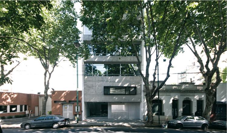 Edificio Fitz Roy / Estudio Carlos Cottet, © Javier Rojas