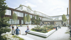 C.F. Møller Wins Vendsyssel Hospital Competition