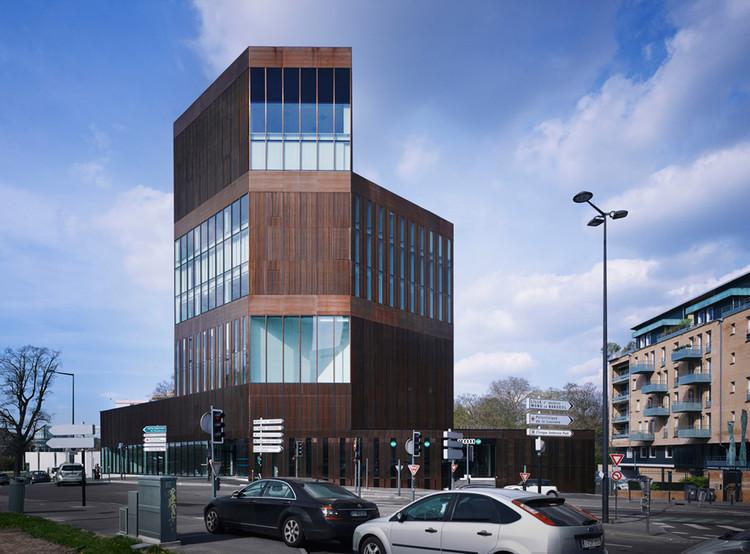 Oficinas en Lille / LAN Architecture, © Julien Lanoo