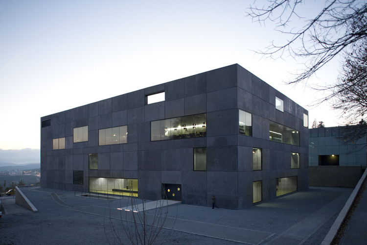 Teatro Municipal de Guarda / AVA Architects , © Fernando Guerra | FG+SG