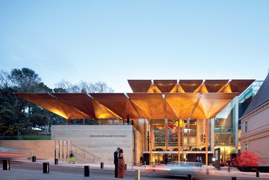 World Building of the Year: Auckland Art Gallery Toi o Tamaki / FJMT + Archimedia © John Gollings