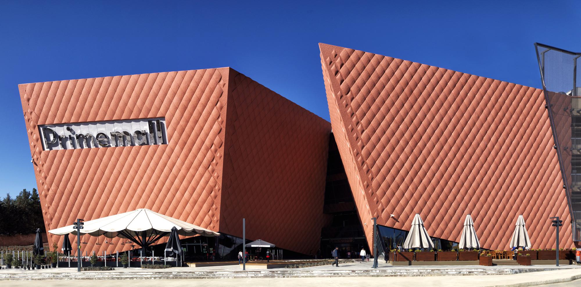 Gaziantep Shopping Center / Erginoğlu & Çalışlar Architects, © Cemal Emden