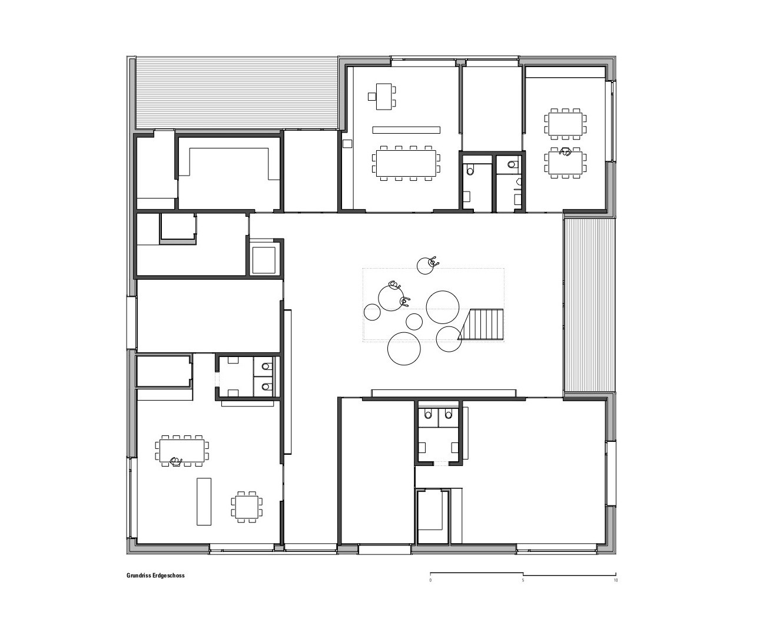 Preschool Classroom Floor Plans Kindergarten Susi Weigel Bernardo Bader Architects