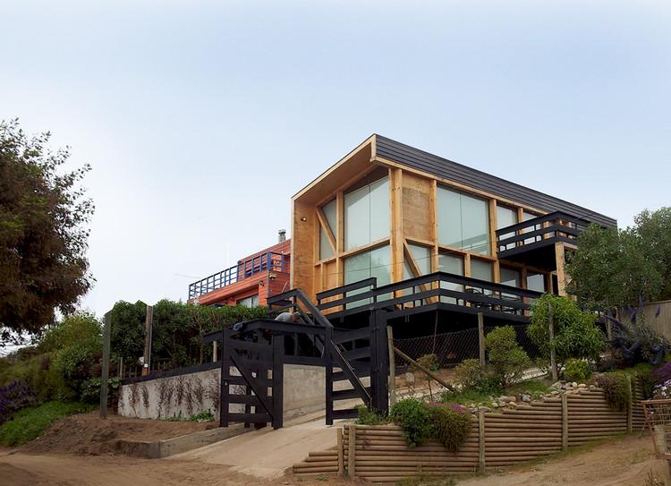 Casa Marchese – Ciriza  / Ortúzar Gebauer  Arquitectos, Cortesía de Ortúzar Gebauer  Arquitectos