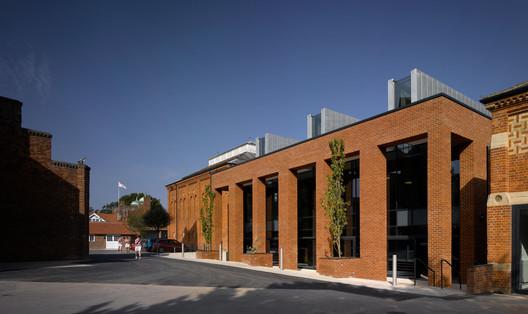 Radley College / Design Engine Architects. Image © Nick Kane