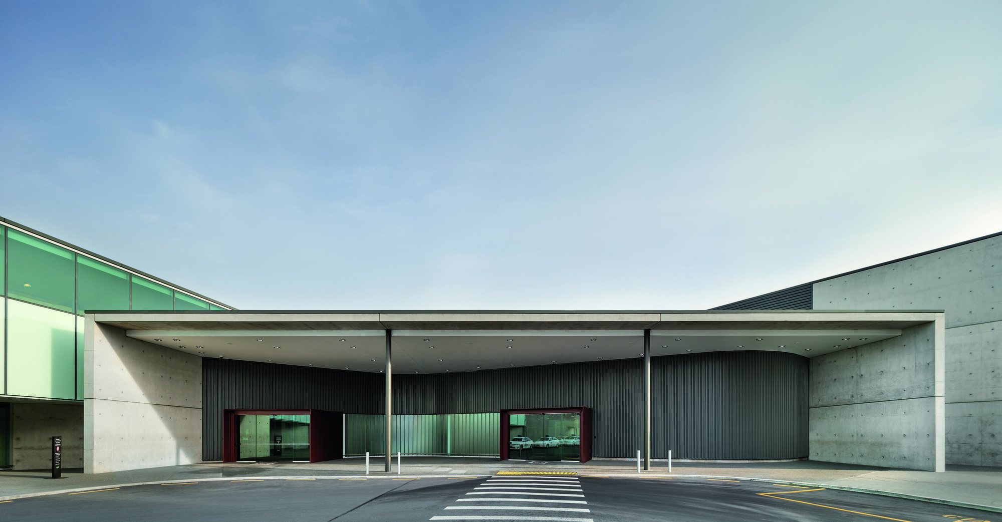 New zealand architecture awards 2014 winners announced for Architects christchurch