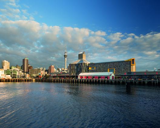 ASB North Wharf / BVN Donovan Hill and Jasmax. Image © John Gollings