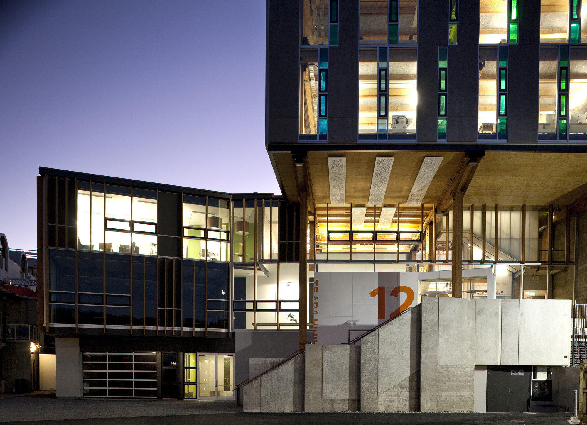 Gallery of new zealand architecture awards 2014 winners for Award winning architects